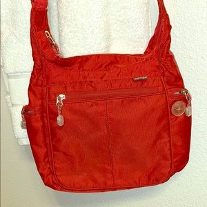 4bffd464df Red eBags messenger crossbody purse bag